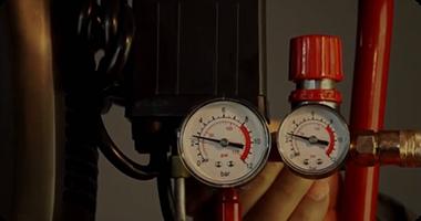Compresores e intercambiadores